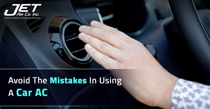 Avoid The Mistakes In Using A Car AC