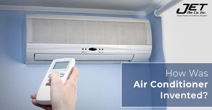 How Was Air Conditioner Invented?