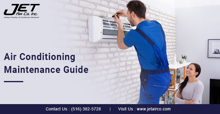 Air Conditioning Maintenance Guide