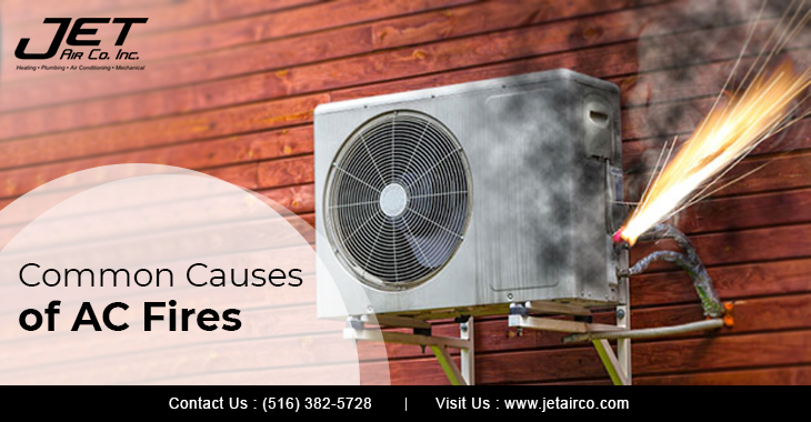 Common Causes of AC Fires