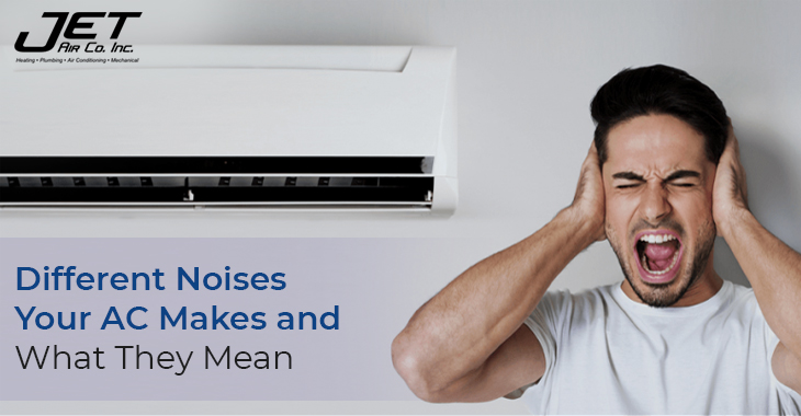 Different Noises Your AC Makes and What They Mean