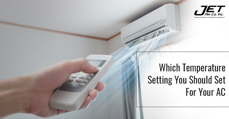 Which Temperature Setting You Should Set For Your AC
