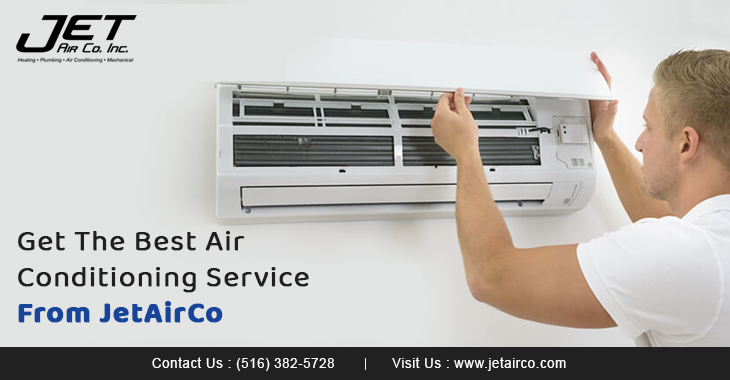 Get The Best Air Conditioning Service From JetAirCo