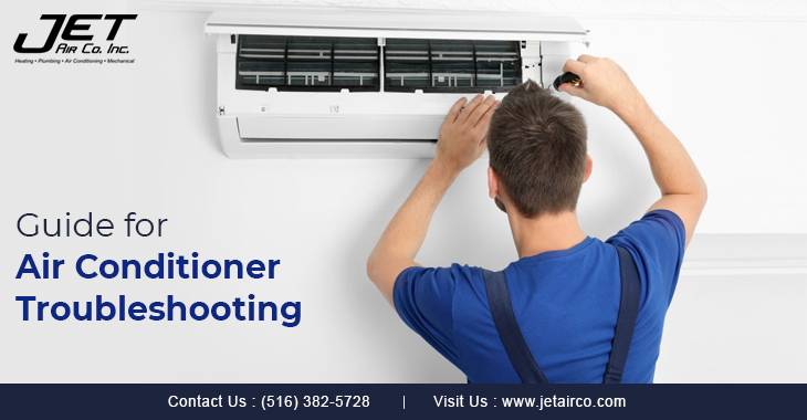 Guide for Air Conditioner Troubleshooting