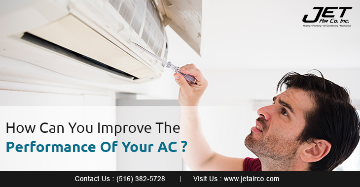 How Can You Improve The Performance Of Your AC?