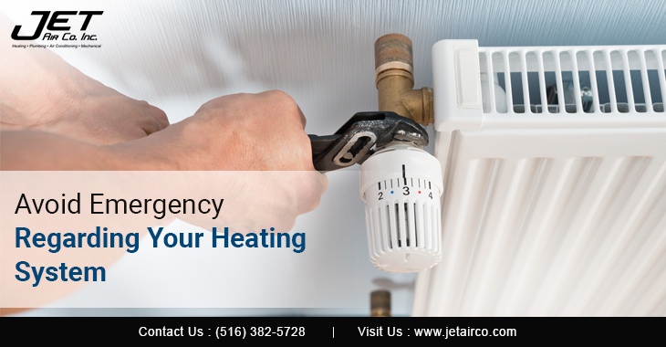 Avoid Emergency Regarding Your Heating System