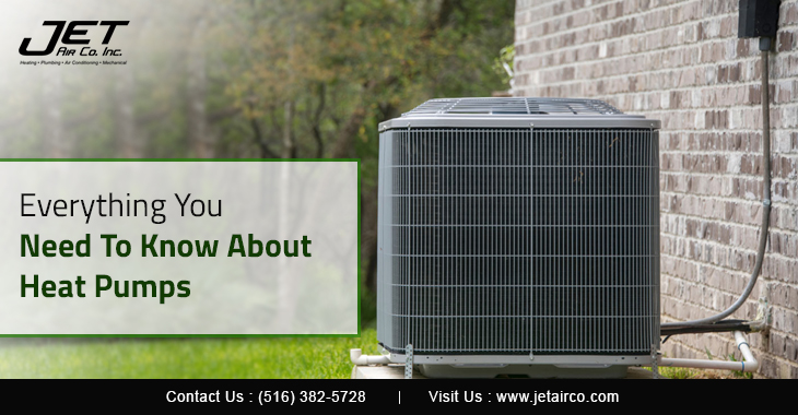 Everything You Need To Know About Heat Pumps
