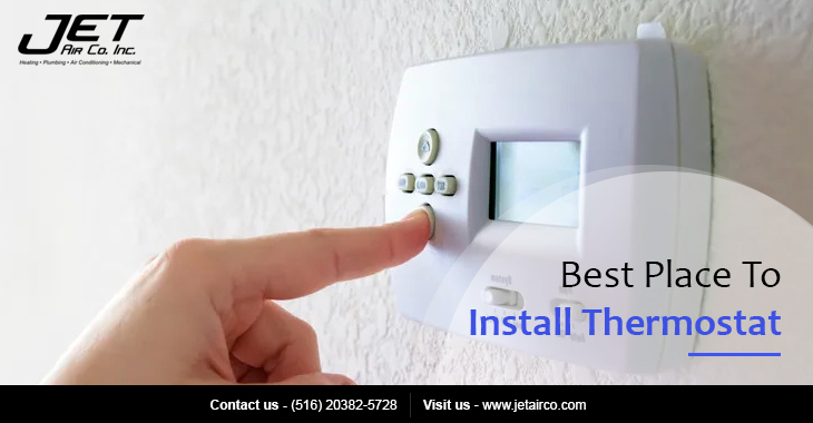 Best Place To Install Thermostat