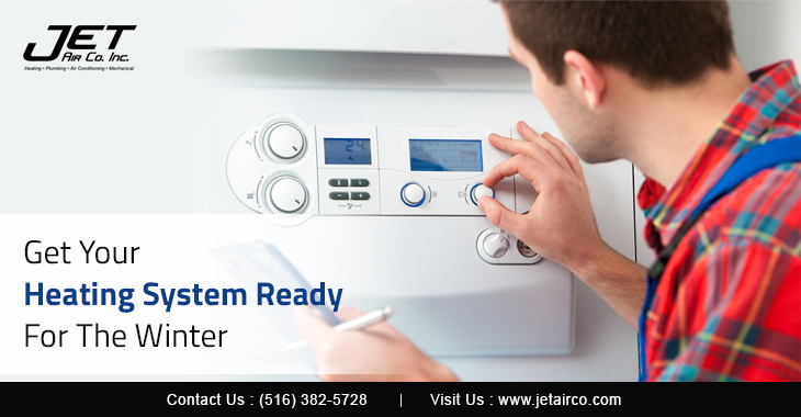 Get Your Heating System Ready For The Winter