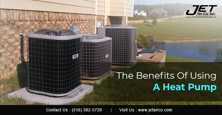 The Benefits Of Using A Heat Pump