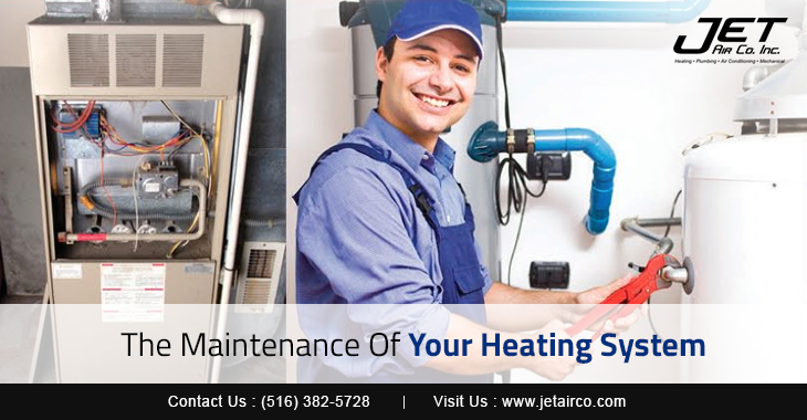 The Maintenance Of Your Heating System