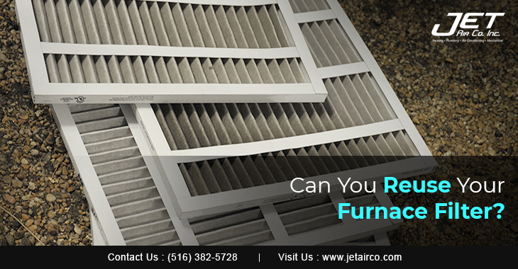 Can You Reuse Your Furnace Filter?