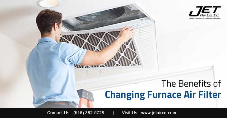 The Benefits of Changing Furnace Air Filter