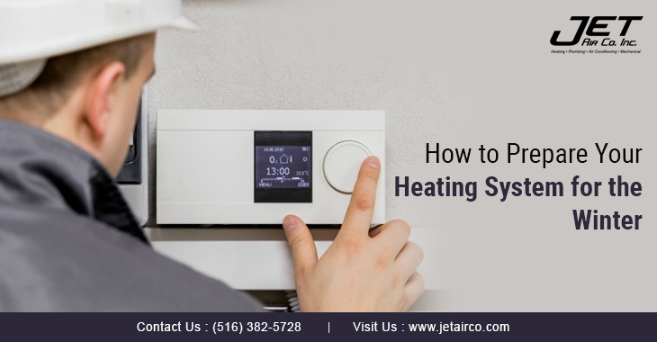 How to Prepare Your Heating System for the Winter