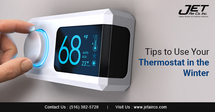 Tips to Use Your Thermostat in the Winter