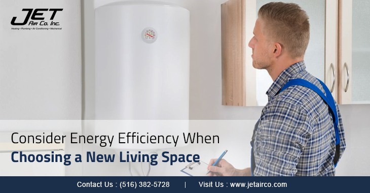 Consider Energy Efficiency When Choosing a New Living Space