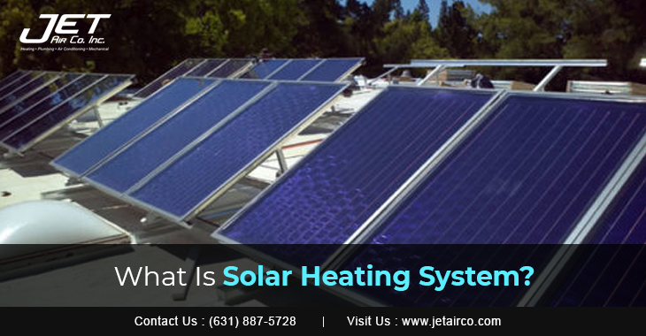 What Is Solar Heating System?