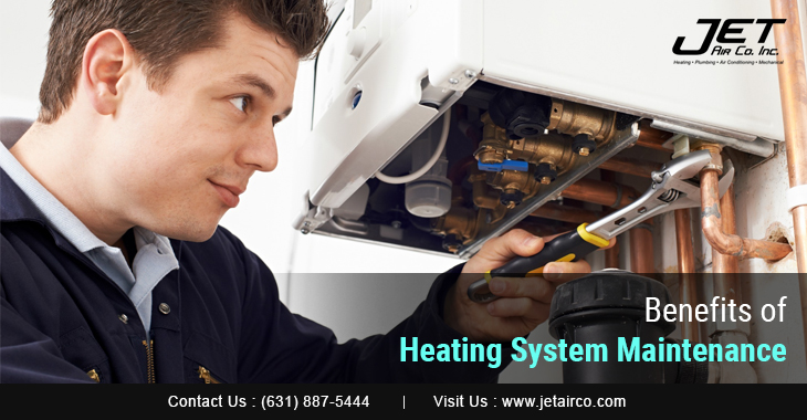 Benefits of Heating System Maintenance