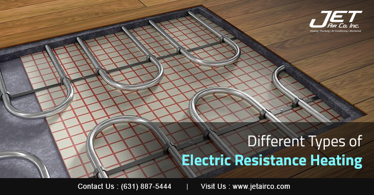 Different Types of Electric Resistance Heating