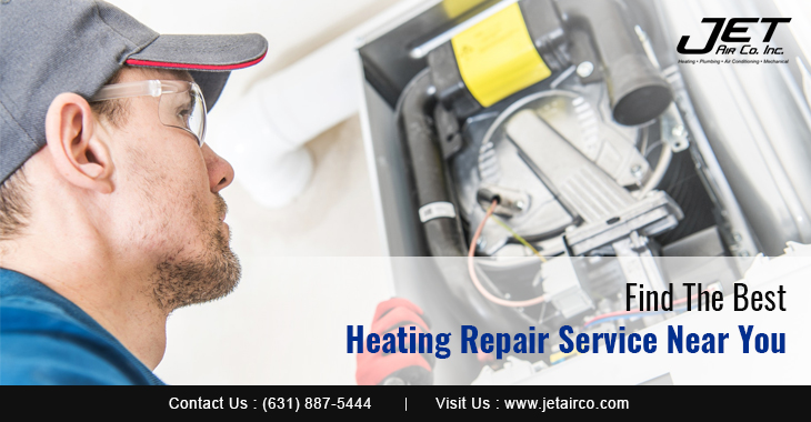 Find The Best Heating Repair Service Near You
