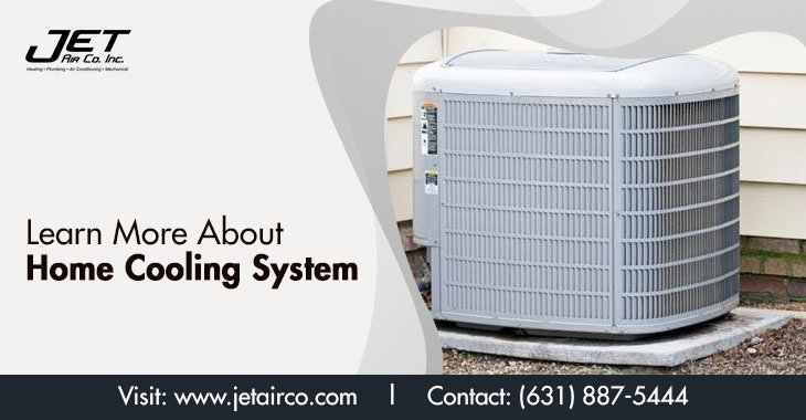 Learn More About Home Cooling System