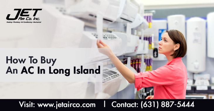How To Buy An AC In Long Island