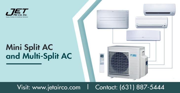 Mini Split AC and Multi-Split AC