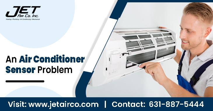 An Air Conditioner Sensor Problem