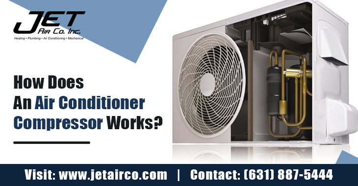 How Does An Air Conditioner Compressor Works?