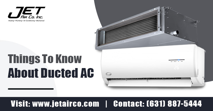 Things To Know About Ducted AC