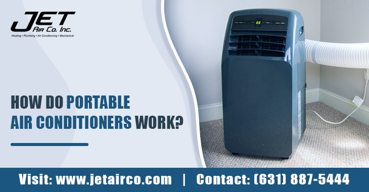 How Do Portable Air Conditioners Work?