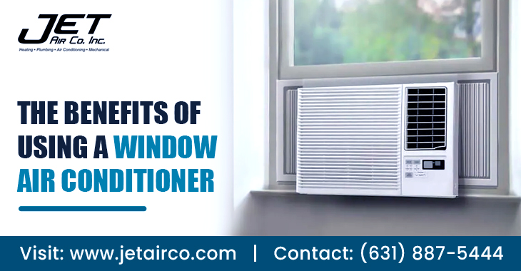 The Benefits Of Using A Window Air Conditioner