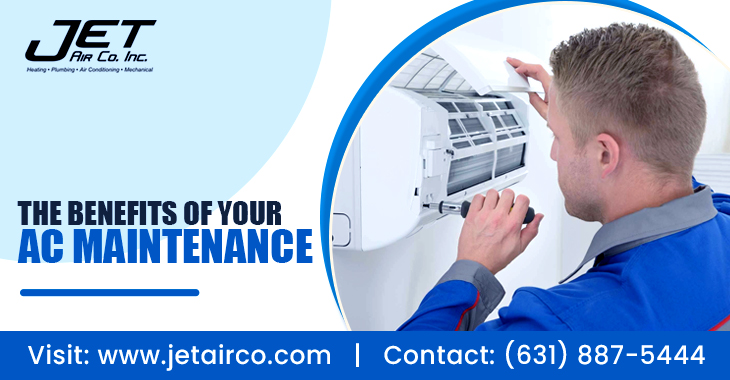 The Benefits Of Your AC Maintenance