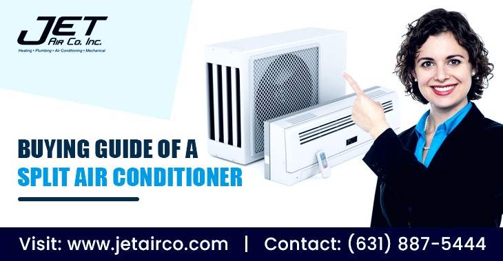 Buying Guide Of A Split Air Conditioner